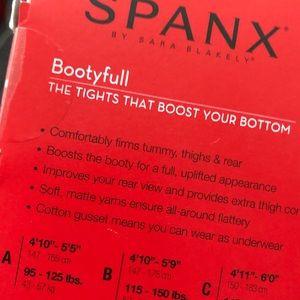 SPANX Accessories - NEW Spanx black tights size A (XS)